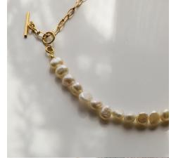 Naszyjnik Chain Pearl