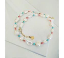 Choker z pereł - Sea Pearl
